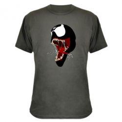 Камуфляжна футболка Venom jaw