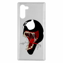Чехол для Samsung Note 10 Venom jaw