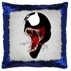 Подушка-хамелеон Venom jaw