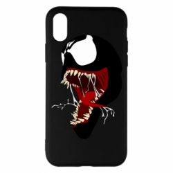 Чехол для iPhone X/Xs Venom jaw