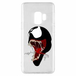 Чохол для Samsung S9 Venom jaw