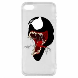 Чехол для iPhone5/5S/SE Venom jaw