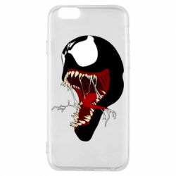 Чехол для iPhone 6/6S Venom jaw
