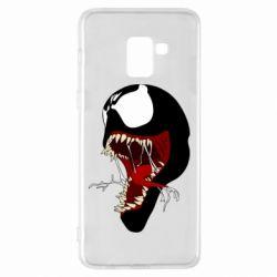 Чохол для Samsung A8+ 2018 Venom jaw