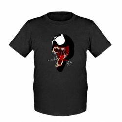 Дитяча футболка Venom jaw