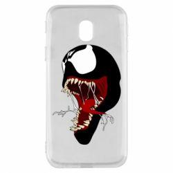 Чохол для Samsung J3 2017 Venom jaw