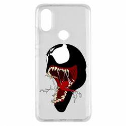 Чохол для Xiaomi Mi A2 Venom jaw