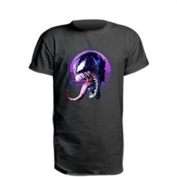 Подовжена футболка Venom profile