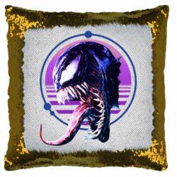 Подушка-хамелеон Venom profile
