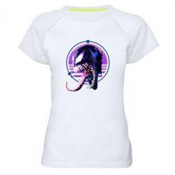 Жіноча спортивна футболка Venom profile