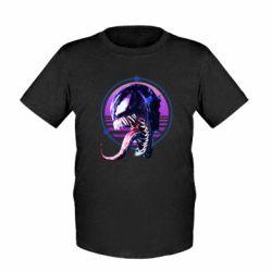 Дитяча футболка Venom profile