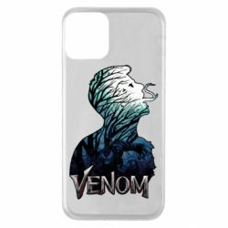 Чохол для iPhone 11 Venom silhouette art