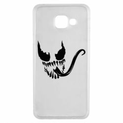 Чехол для Samsung A3 2016 Venom Silhouette - FatLine