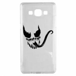 Чехол для Samsung A5 2015 Venom Silhouette - FatLine