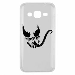 Чехол для Samsung J2 2015 Venom Silhouette - FatLine