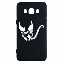Чехол для Samsung J5 2016 Venom Silhouette - FatLine