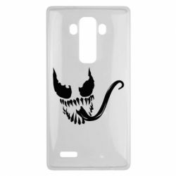 Чехол для LG G4 Venom Silhouette - FatLine