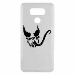 Чехол для LG G6 Venom Silhouette - FatLine