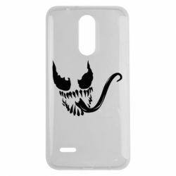 Чехол для LG K7 2017 Venom Silhouette - FatLine
