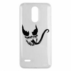 Чехол для LG K8 2017 Venom Silhouette - FatLine