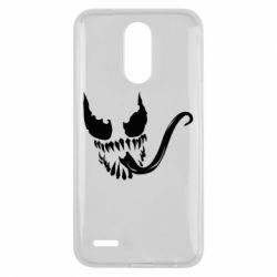 Чехол для LG K10 2017 Venom Silhouette - FatLine