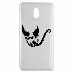 Чехол для Nokia 3 Venom Silhouette - FatLine