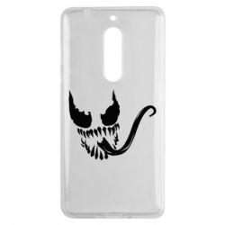 Чехол для Nokia 5 Venom Silhouette - FatLine