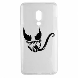 Чехол для Meizu 15 Plus Venom Silhouette - FatLine