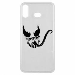 Чехол для Samsung A6s Venom Silhouette - FatLine
