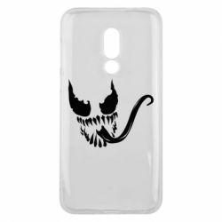 Чехол для Meizu 16 Venom Silhouette - FatLine