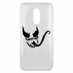 Чехол для Meizu 16 plus Venom Silhouette - FatLine