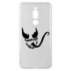 Чехол для Meizu Note 8 Venom Silhouette - FatLine