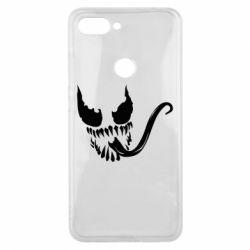 Чехол для Xiaomi Mi8 Lite Venom Silhouette - FatLine