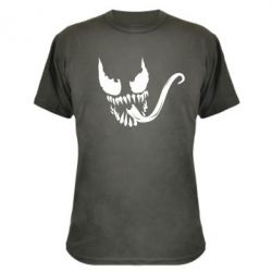 Камуфляжная футболка Venom Silhouette - FatLine