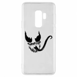 Чехол для Samsung S9+ Venom Silhouette - FatLine