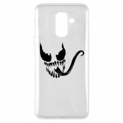 Чехол для Samsung A6+ 2018 Venom Silhouette - FatLine