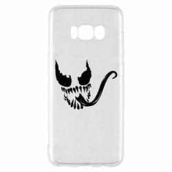 Чехол для Samsung S8 Venom Silhouette - FatLine