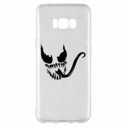 Чехол для Samsung S8+ Venom Silhouette - FatLine