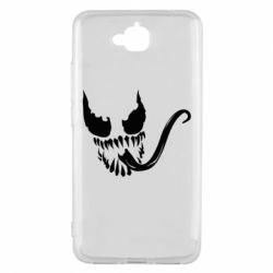 Чехол для Huawei Y6 Pro Venom Silhouette - FatLine