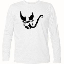 Футболка с длинным рукавом Venom Silhouette - FatLine