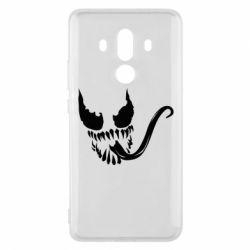Чехол для Huawei Mate 10 Pro Venom Silhouette - FatLine
