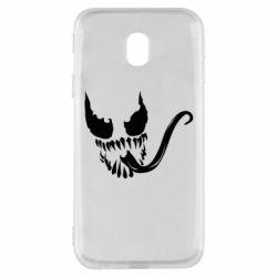 Чехол для Samsung J3 2017 Venom Silhouette - FatLine