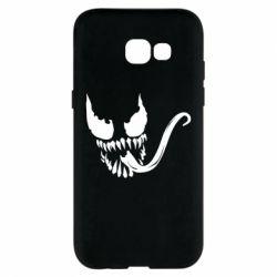Чехол для Samsung A5 2017 Venom Silhouette - FatLine