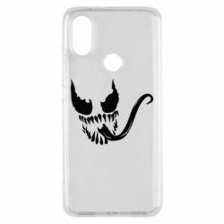Чехол для Xiaomi Mi A2 Venom Silhouette - FatLine