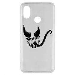 Чехол для Xiaomi Mi8 Venom Silhouette - FatLine