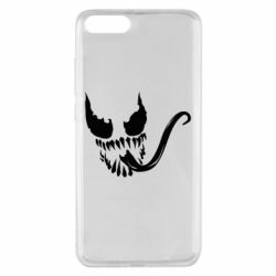 Чехол для Xiaomi Mi Note 3 Venom Silhouette - FatLine