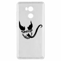 Чехол для Xiaomi Redmi 4 Pro/Prime Venom Silhouette - FatLine