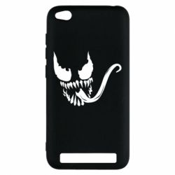Чехол для Xiaomi Redmi 5a Venom Silhouette - FatLine