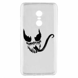 Чехол для Xiaomi Redmi Note 4 Venom Silhouette - FatLine