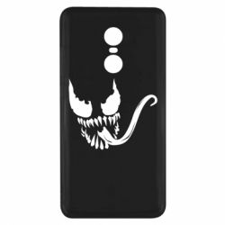 Чехол для Xiaomi Redmi Note 4x Venom Silhouette - FatLine